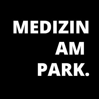 MEDIZIN AN PARK.